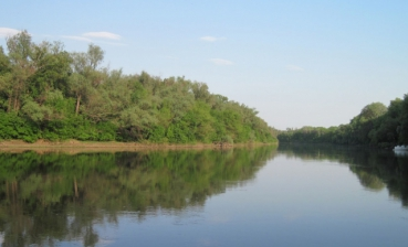 Ecology Ministry, OSCE to examine ecological state of river at south-east of Ukraine