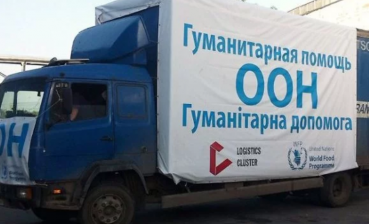 UN claims shortfall of humanitarian assistance for Ukraine