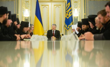 Why President Poroshenko trumpets the autocephalous church issue?