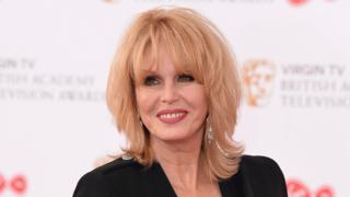 Joanna Lumley: 'Terrified all men are seen as bad'