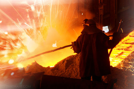 Ukraine's Ukrmetprom to cooperate with U.S. World Steel Dynamics