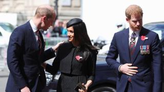 Royal wedding: William to be Harry's best man for Meghan marriage