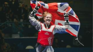 'Being born with red hair made me a world champion'