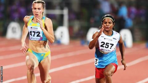 Testosterone rules: I have offered Caster Semenya my legal team - Dutee Chand