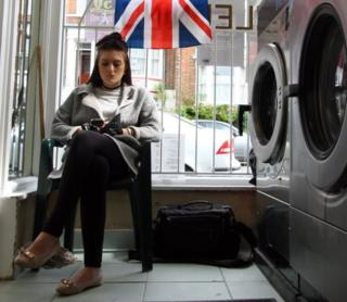 Will laundrette exhibition leave you in a spin?
