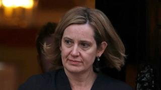 Amber Rudd's resignation letter and Theresa May's response