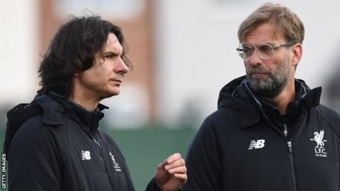 Liverpool: Jurgen Klopp's assistant manager Zeljko Buvac 'spending time away' from club