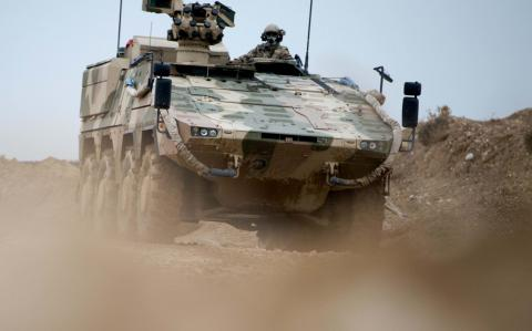 UK closes in on new tank for Army as it rejoins European defence group