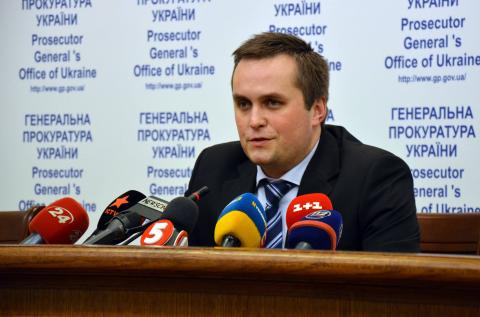 Kholodnytsky refuses to provide Prosecutor General's Office with his voice's samples