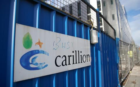 Construction crushed by Beast from the East and Carillion fallout