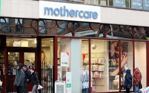 Mothercare ditches its boss as it pleads with lenders for a rescue deal