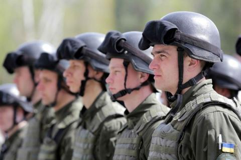 Ukraine's National Guard officers blew up by ammunition at proving ground