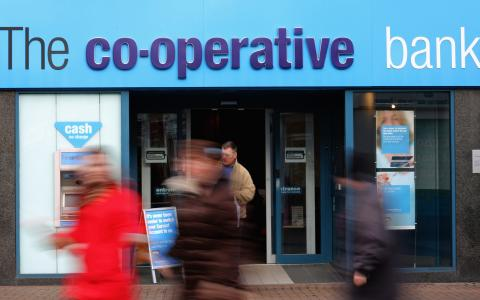 Co-op returns to profit as it bounces back from bank woes
