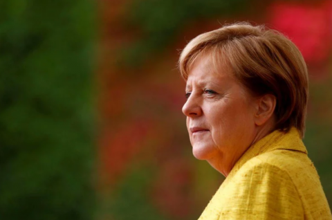 Merkel reacts to tragedy in Munster