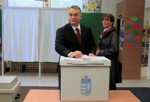Hungarian parliamentary election: Easter intrigue for Ukraine