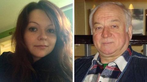 Julia Skripal is discharged from hospital, - mass media