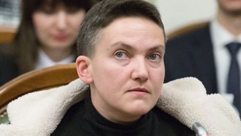Security Service holds search at apartment of Savchenko