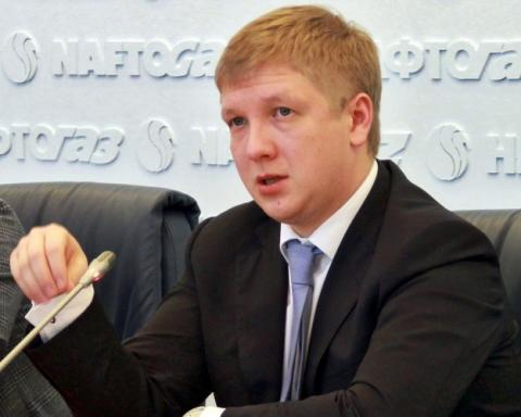 Naftogaz CEO: Russia's Nord Stream 2 would threaten Ukraine