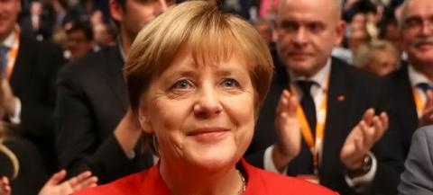 Leaders of Ukraine, Germany, France to meet in Aachen in May, - Merkel