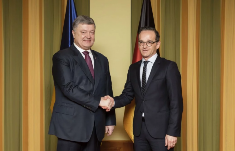 Germany's Foreign Minister to pay visit to Ukraine