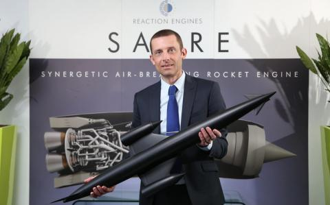 Reaction Engines secures Boeing and Rolls-Royce backing for its hypersonic engines