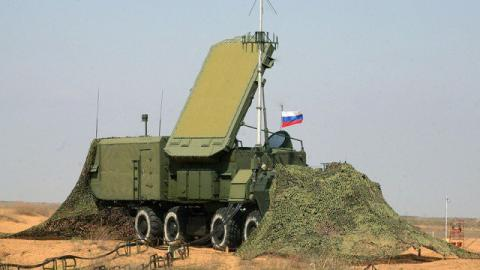 Russia alerts air defense forces