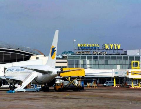 Cabinet allows Boryspil Airport to pay less tax in order to develop hub