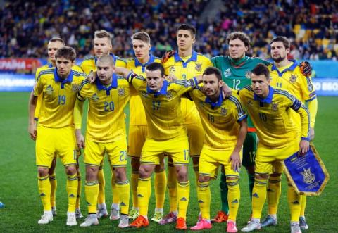 Football: Ukraine ranked 30th among national teams, - FIFA