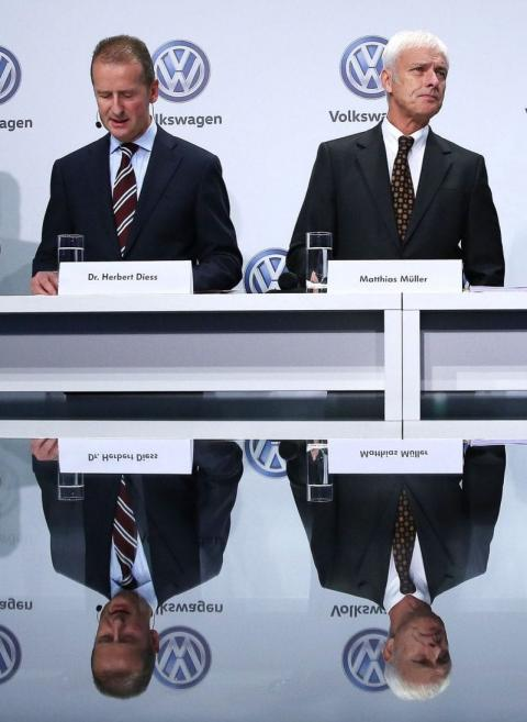 VW motors on, but for its critics concerns over governance remain