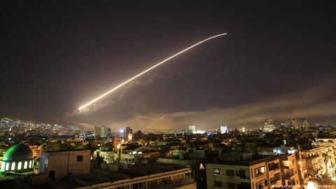Pentagon on airstrike on Syria: Missiles hit all the targets