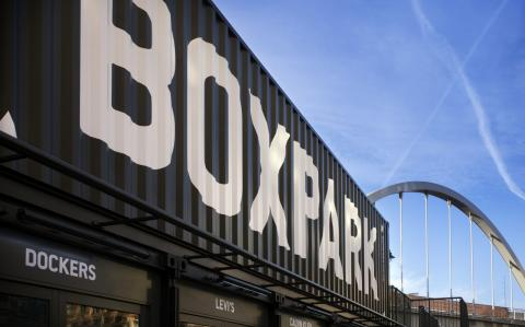 Boxpark's Wade looks to next course as his shop and restaurant concept prepares to be shipped to third site