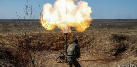 Day in Donbas: 24 attacks of pro-Russian militants during the day