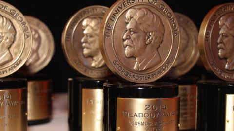 Ukrainian journalist wins Peabody Awards with project on Russian prpaganda