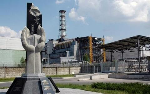 Ukraine observes one minute of silence in memory of Chornobyl disaster victims