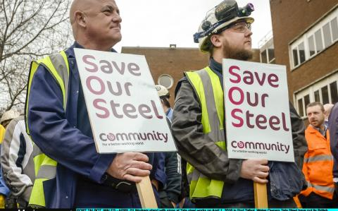 Steel industry braced for fresh crisis as US tariff fears grow