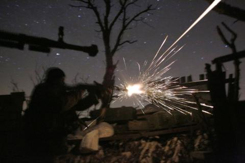 Day in Donbas: 13 attacks of pro-Russian militants during the day