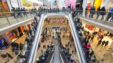 Consumer confidence in March rises after negative winter trend – research