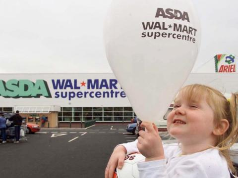 Why Walmart is willing to check out of Asda