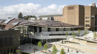 Exeter university students expelled over racist comments