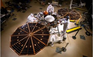 InSight Diary: Mars mission ready to rumble