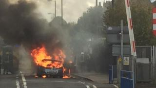 Vauxhall Zafira fires face criminal investigation