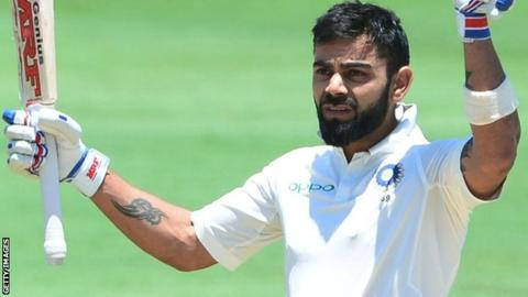 Virat Kohli: Surrey sign India captain for at least six matches in June