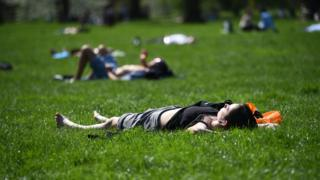 Hottest early May Bank Holiday Monday expected
