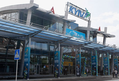 Kyiv airport to expand terminal to service growing passenger flow