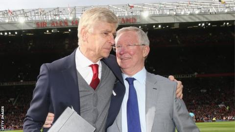 Sir Alex Ferguson: Arsene Wenger among Premier League managers to send messages of support