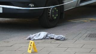 Wealdstone shooting: Boy, 13, was 'innocent bystander'