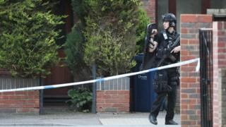 Oxford shooting: Stand-off between police and gunman ends