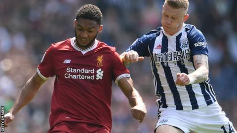 Joe Gomez: Liverpool defender to miss Champions League final and World Cup after ankle surgery