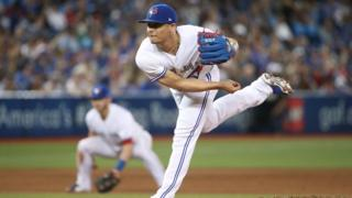 Toronto Blue Jays player Roberto Osuna charged with assault
