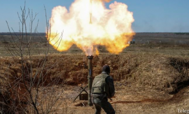 Fire density increases in Donbas since ATO was rebranded into JFO, - Ukraine